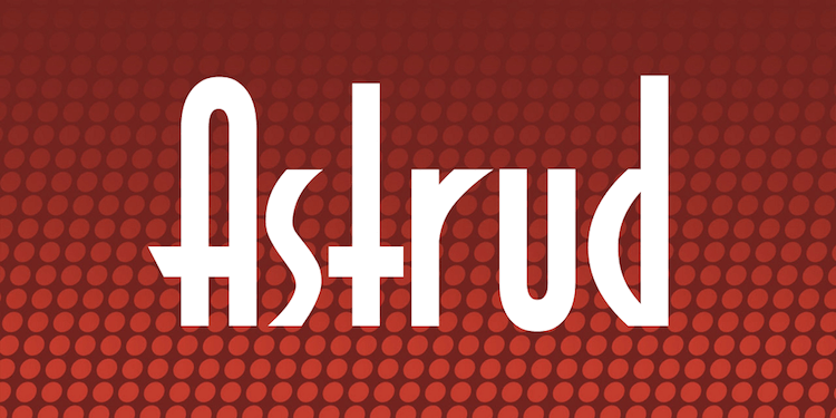 Astrud Regular Font