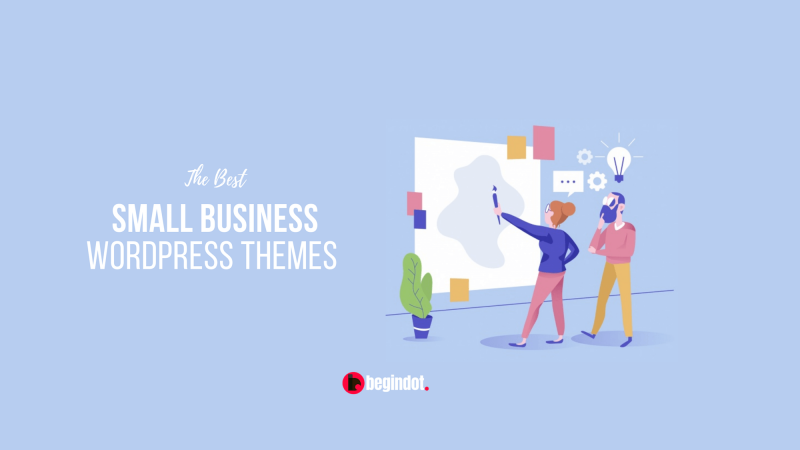 Best Small Business Corporate Themes
