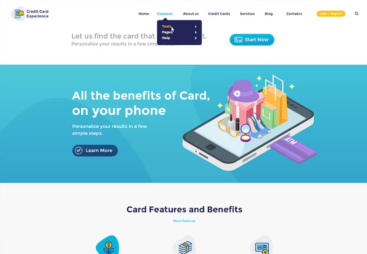 Credit Card Company