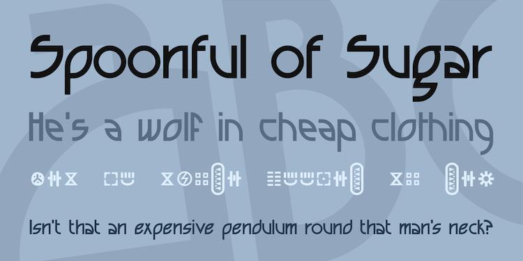Seized Font