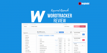 Wordtracker Review