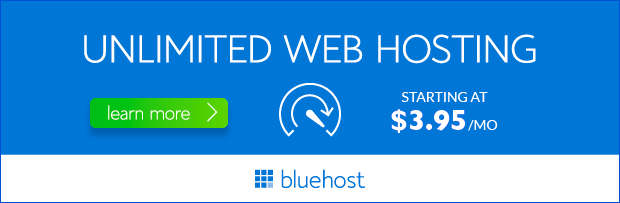 Bluehost Ad