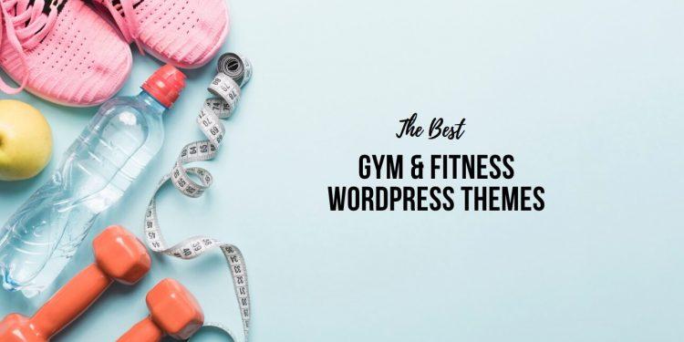 Best Gym Fitness WordPress themes