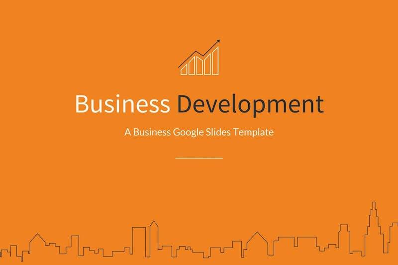 Business Development Google Slides