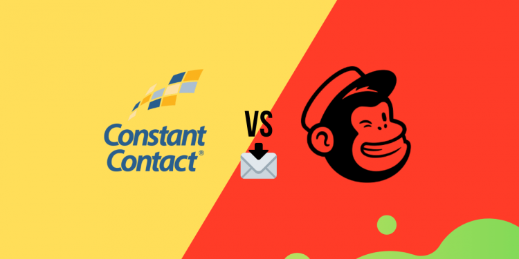 Constant Contact Vs MailChimp