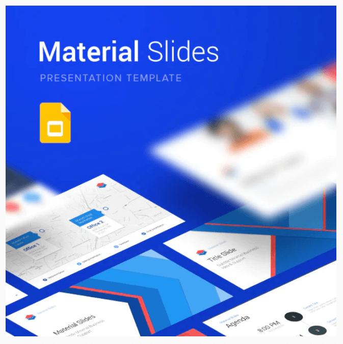 Material Google Slides