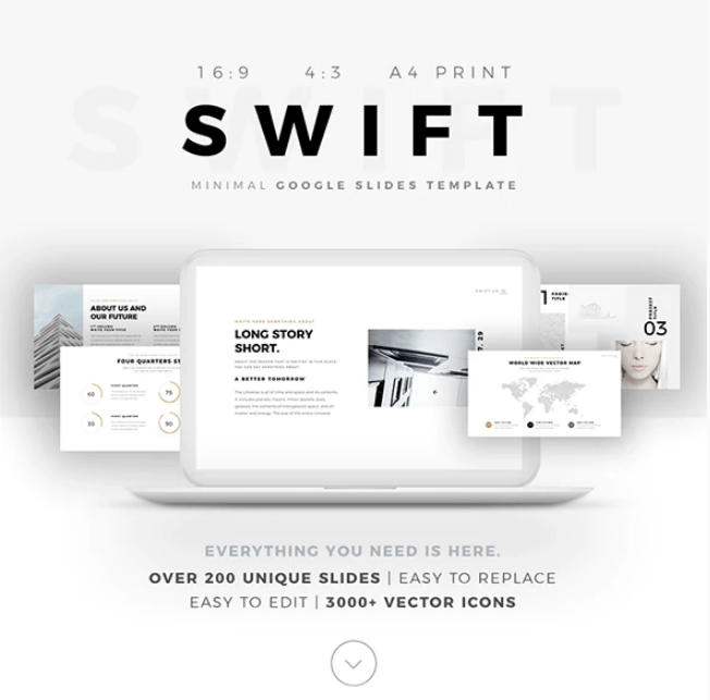 Swift Google Slides