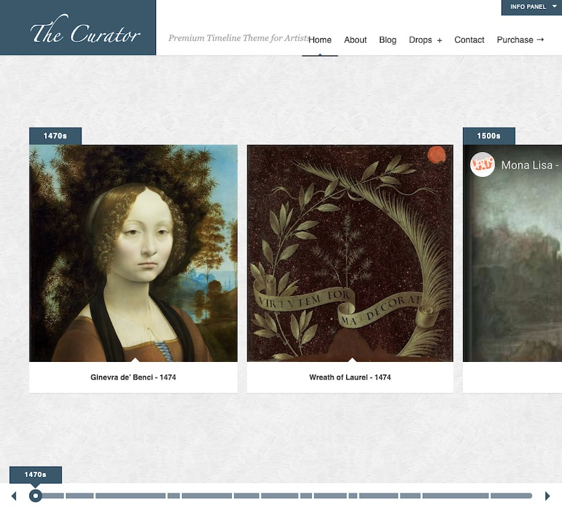 The Curator