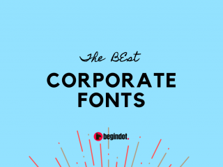 Best Corporate Fonts