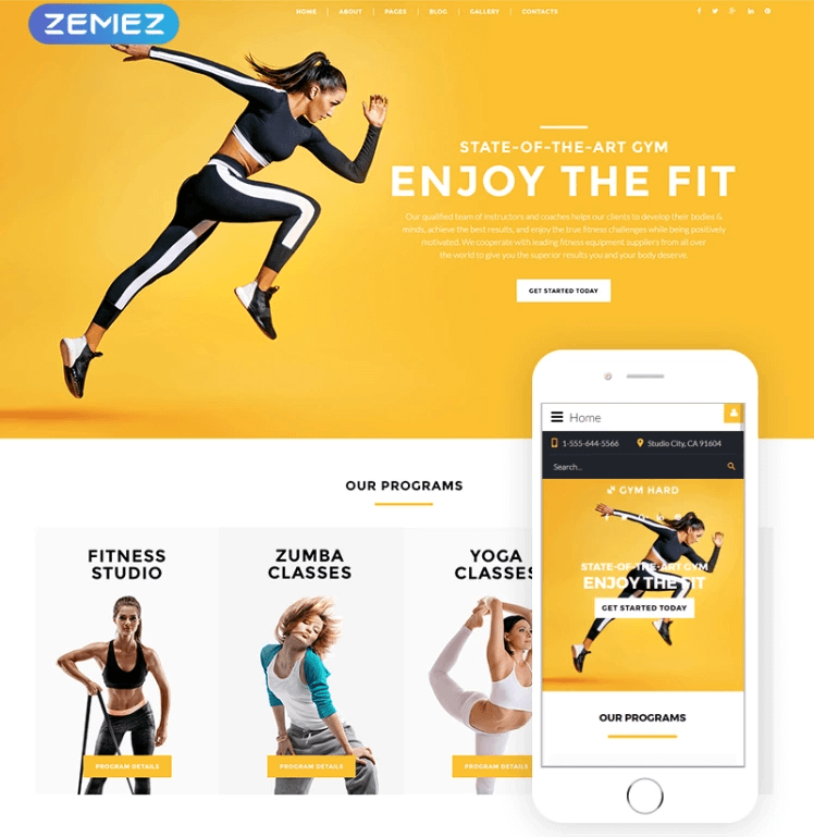 Fitness and Zoomba Studio