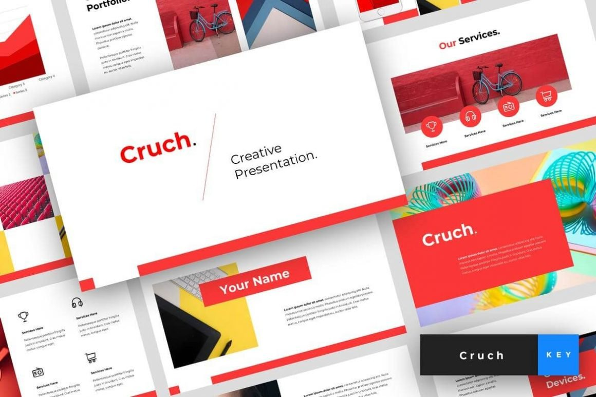 cruch-keynote-template