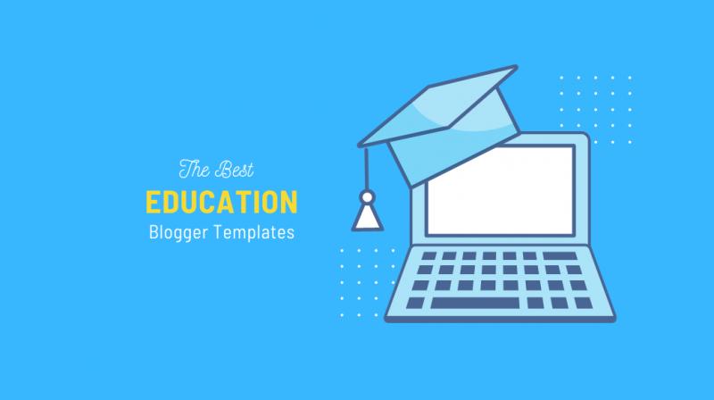 Education Blogger Templates