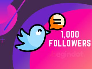 Increasing Twitter Followers
