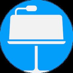 Keynote Templates Icon