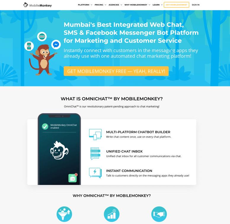 MobileMonkey Review