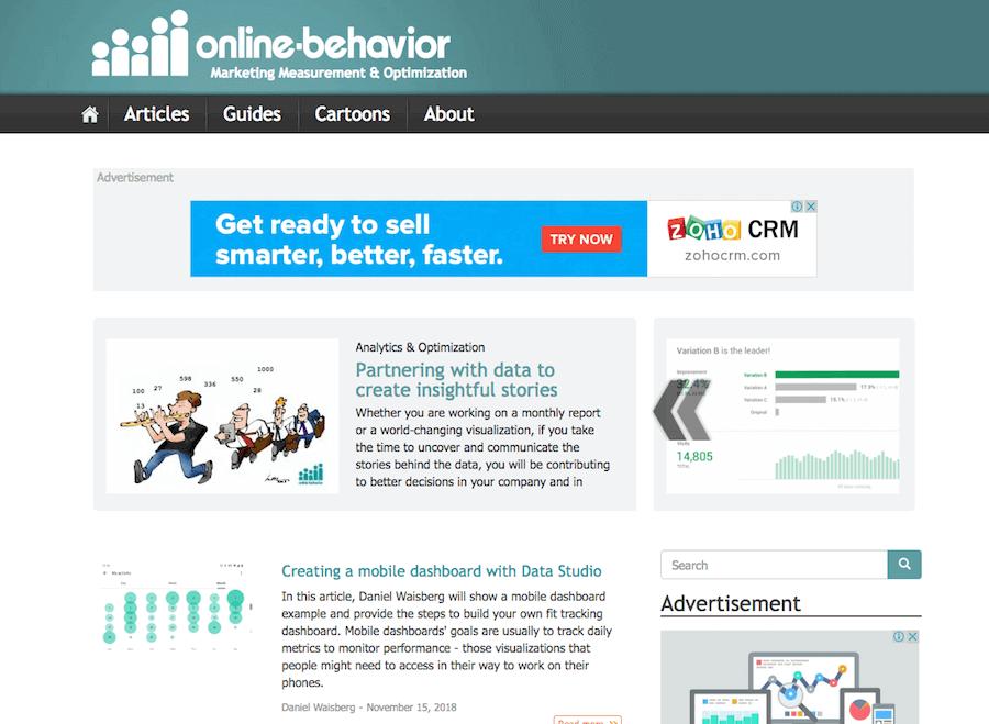 Online Behavior