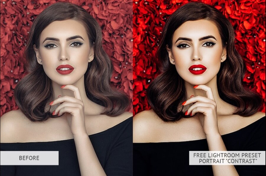 Presets for Portraits