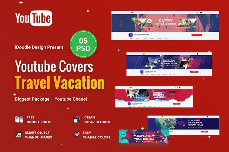 Travel Vacation YouTube Banner