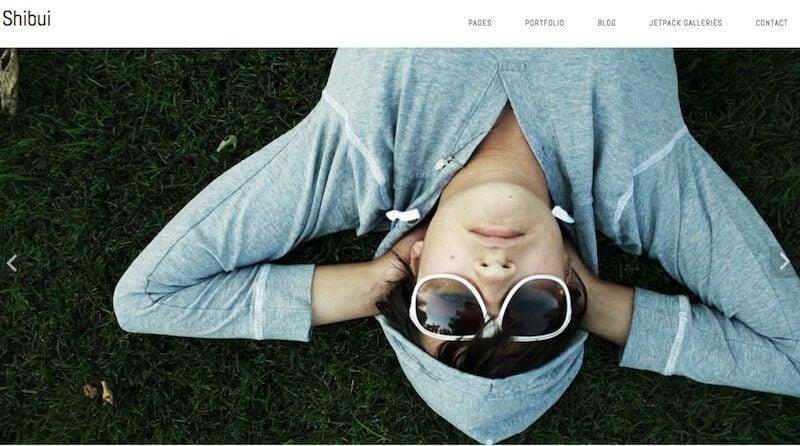 shibui-minimalist-wordpress-theme