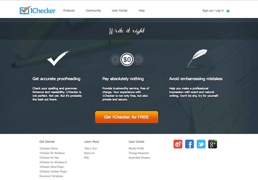 1checker.com