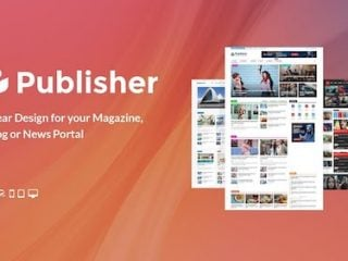 Publisher Theme review