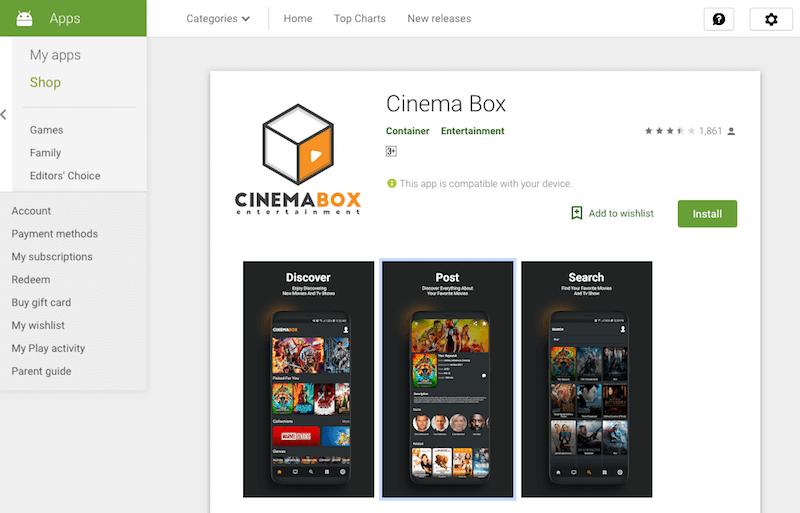 Cinema-Box