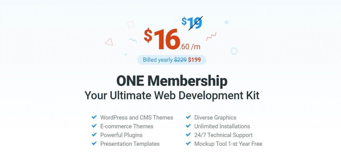 One Membership offers