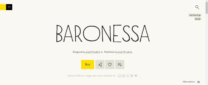 Baronessa
