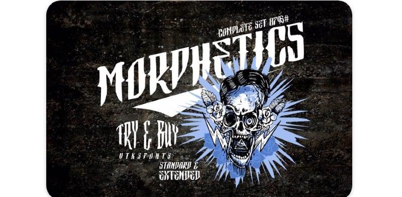 Morphetics