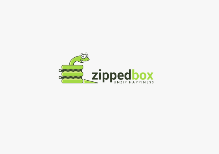 Zipped Box