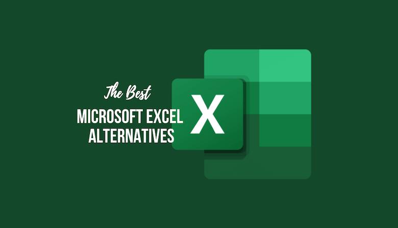 excel alternatives