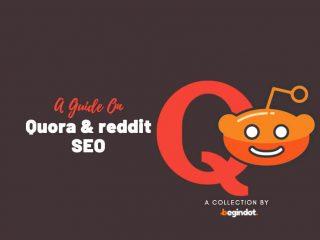 Quora, Reddit SEO
