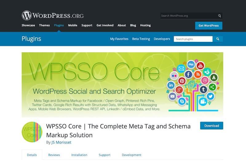 WPSSO Core