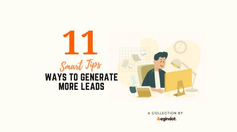 Ways to Generate More Leads