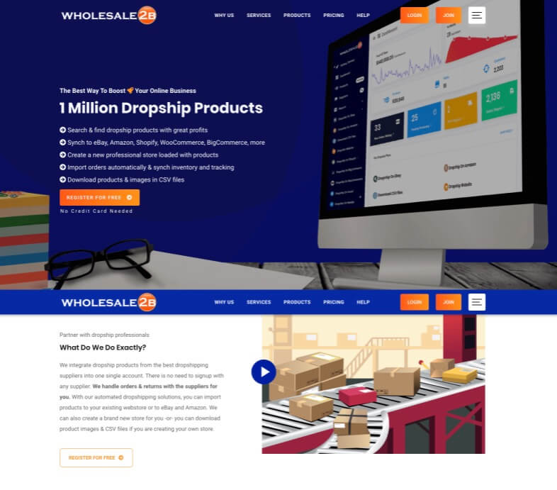 Wholesale2b Review