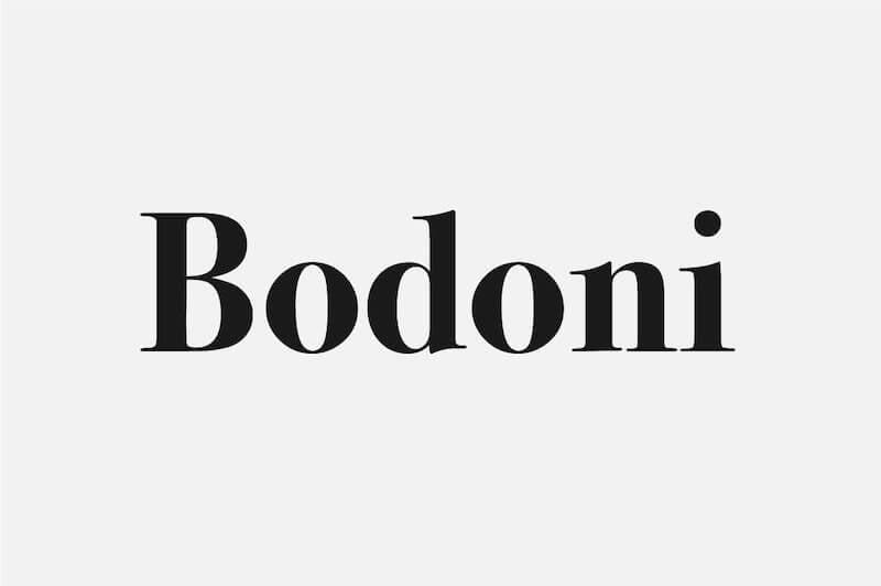bodoni-free-font