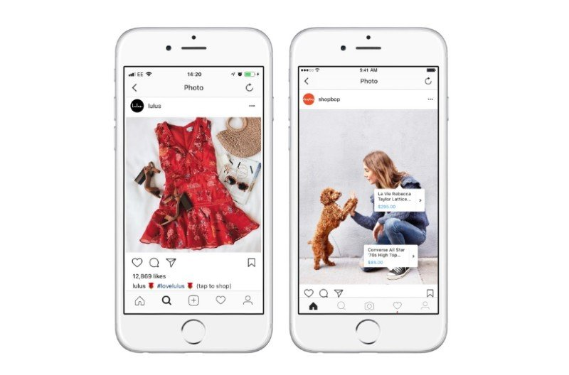 Sell your Products on Instagram