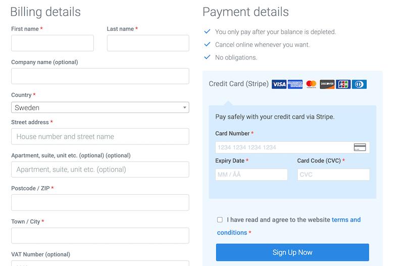 Templ Hosting Discount
