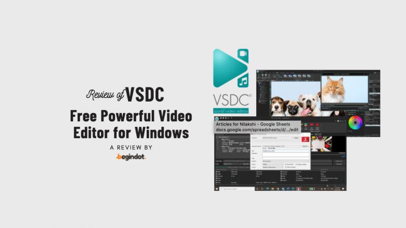 VSDC Review