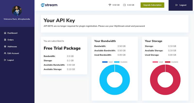 WpStream Free Trial