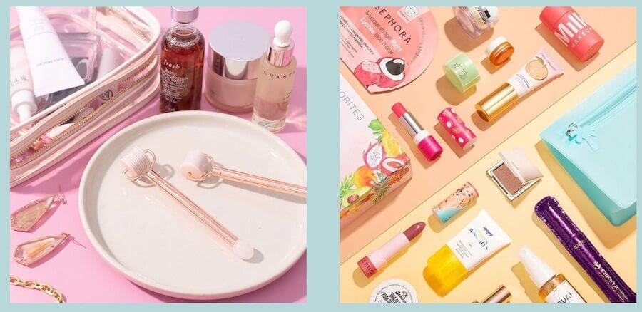Online Beauty Business