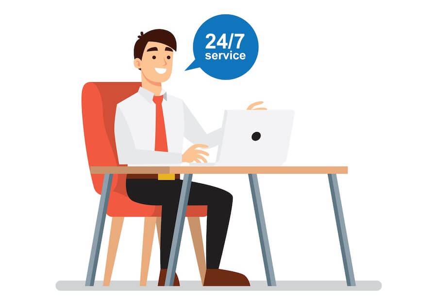 Online Services for Remote Work