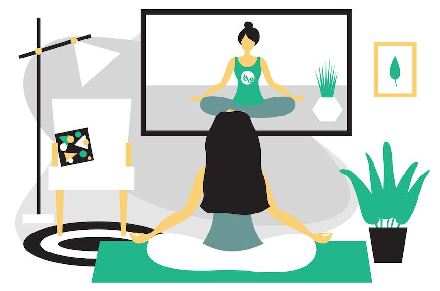 Online Wellness Business