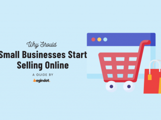 Why Small Businesses Start Selling Online