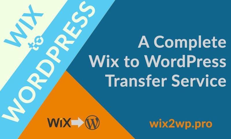 Wix2wp_pro