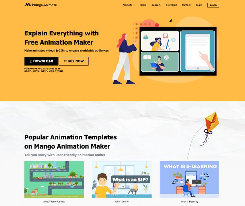 Mango Animation Maker
