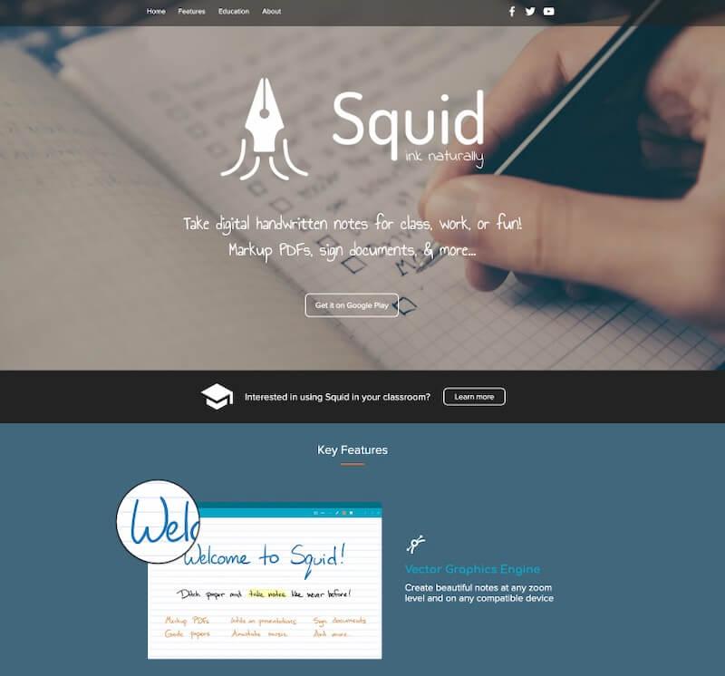 Squid Notes