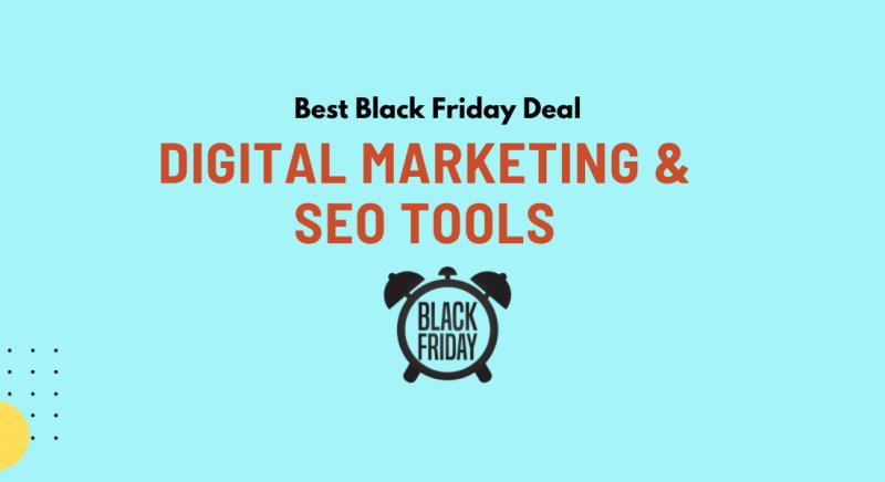 Black Friday Digital Marketing Tools