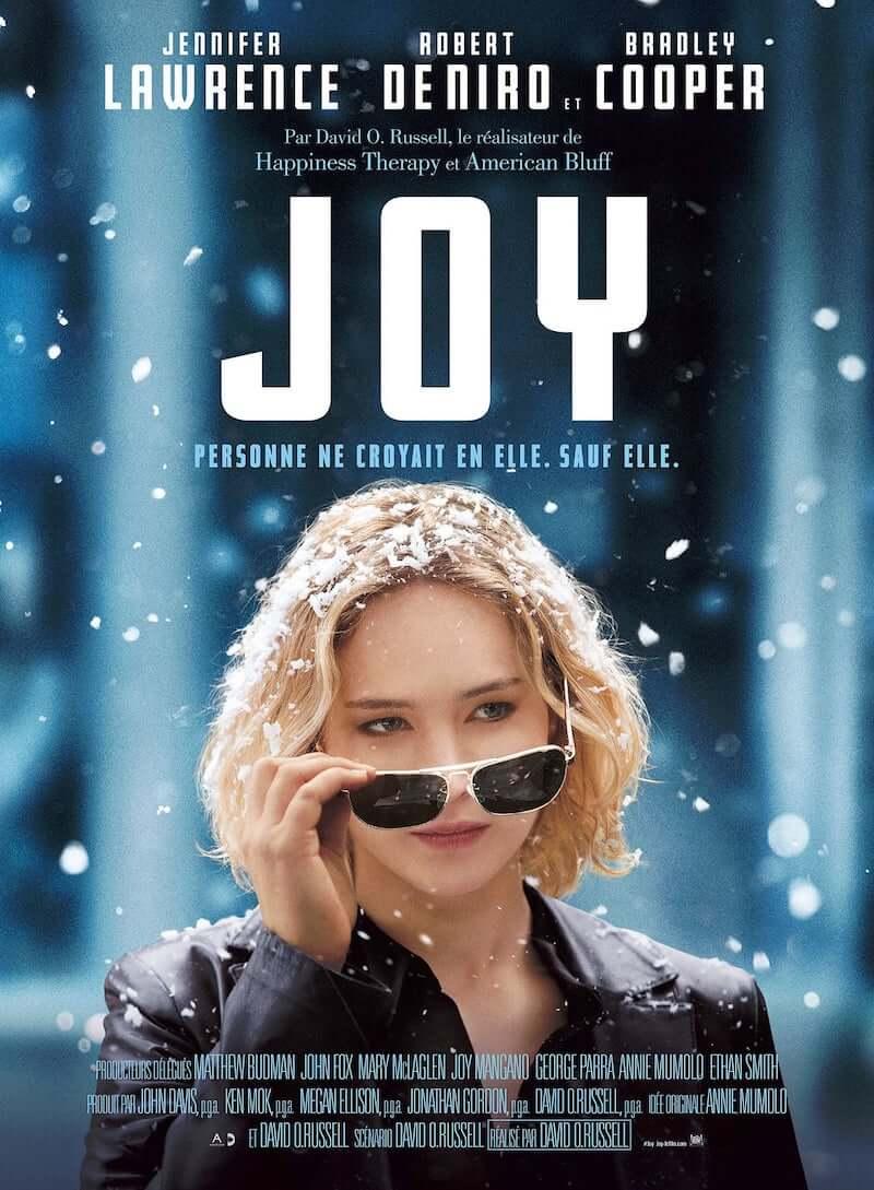 Joy Mangano Movie