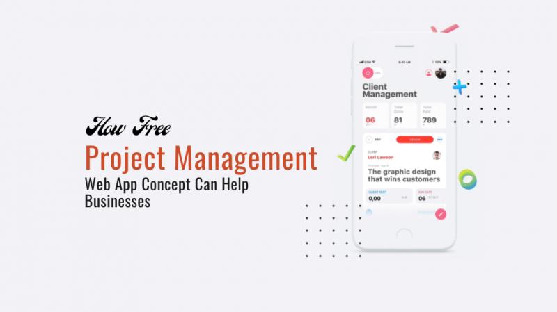 Project Management App for Businesses